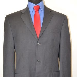 Calvin Klein 40L Sport Coat Blazer Suit Jacket
